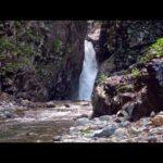 【瞑想】滝の音を聴いて15分間瞑想する動画