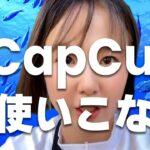 スマホアプリで動画編集する時代が、遂に到来【CapCut優秀すぎ】